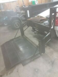 Tommy Gate Hydraulic Lift 1 300 Lbs