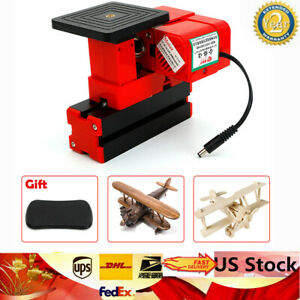 Mini Table Saw Jig saw Soft Metal Wood Sawing Cutting Machine Cutter Driller New