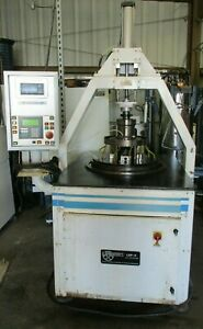 25 Inch Lapmaster Model Lsp 9 4 way Planetary Dual Face Lapping Machine