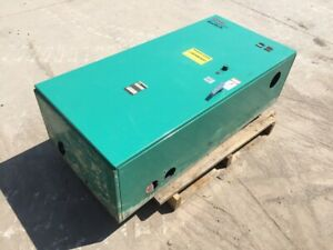 1990 Onan Transfer Switch 400 Amps 208 Volts Phase 3