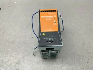 Used Weidmuller Power Supply 1478130000