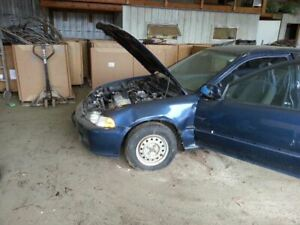 Exhaust Manifold Coupe 1500 Fits 88 95 Civic 1655241