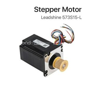 Cloudray Leadshine 3 Phase Stepper Motor 573s15 573s15 l For Nema23 5 8a