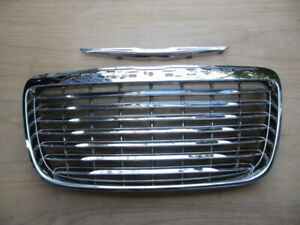 2011 2014 Chrysler 300 300c Grille Fully Chrome Ch1200351 Performance O E Style