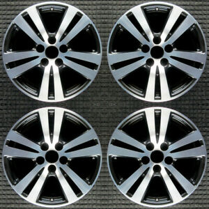 Set 2016 2017 2018 Honda Pilot Ridgeline Oem Factory Original Wheels Rims 64088