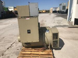 Kta19 gs2 Cummins Generator End 400 Kw 12 Lead 1077 Hours 277 480 Volts