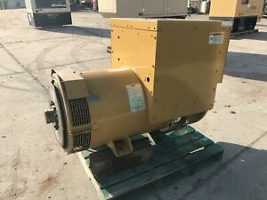 Sr4b Cat Generator Set 350 Kw 3 Phase 4 Wire Year 1997 208 Volts Sae 1