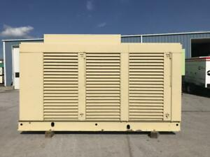 _500 Kw Cummins Onan Generator Set 12 Lead Weather Proof Eclosure Yr 1999