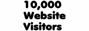 10 000 Unique Real Hits To Website a 7 Day Service For Website Traffic