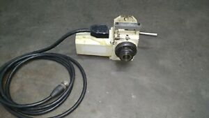 Haas 17 Pin 5c Collet Indexer Parts Only Not Working With No Controller