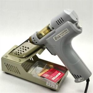 220v 100w S 995a Electric Desoldering Pump Soldering Iron Stable Temperature Cf
