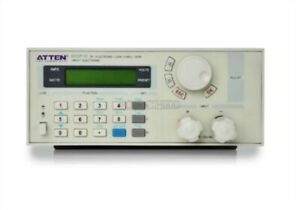 Atten Atz3711a Programmable Dc Electronic Load Power Supply 300w Lcd St
