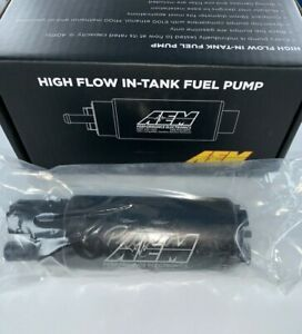 Aem 320lph In Tank Fuel Pump Kit 50 1000