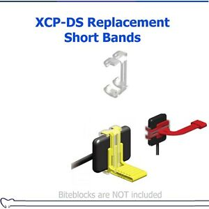 Xcp Ds Fit Short Replacement Bands Posterior Vertical Bite Wing Vbw Endo 6 pkg