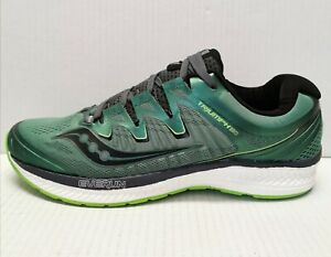 Saucony Men s Triumph Iso 4 Running Shoes Green black Size 11 S20413 3