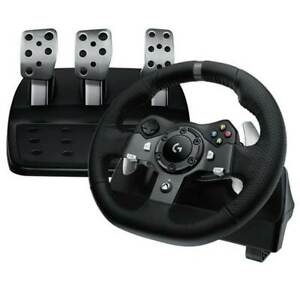 Logitech G920 Xbox Driving Force Racing Wheel for Xbox One and PC 941 000121 $214.99