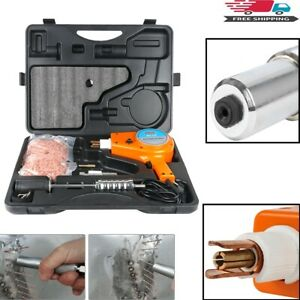 1600a Stud Dent Welder Kit 110 V Electric Car Dent Puller Welder Gun With Hammer