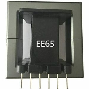 2sets Ee65b Large Power Transformer Ferrite Core Isolator Inductor Rf Choke Bead