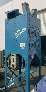 Donaldson Torit Model Df 2df4 Dust Collector 2700 Cfm In Good Condition