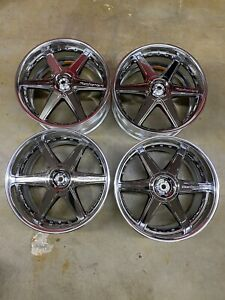 Racing Hart Cr Limited Edition 19x9 0 19x10 Sbc Finish 5x114 3 350z G35 Coupe