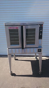 Blodgett Convection Oven Model Zephaire gl In Natural Gas