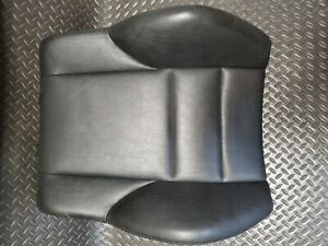 Bmw E46 Front Seat Back Cushion Black 323 325 328 330