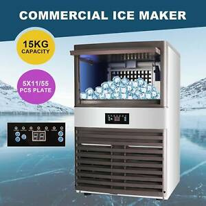Freestanding Commercial Ice Maker Machine 90 Pounds Ice In 24 Hrs For Restaurant