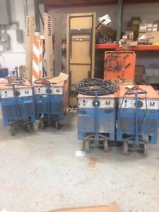 Miller Srh 333 Arc stick Welder Used