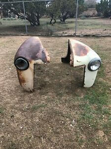 1947 Thru 1954 Chevy Truck Fenders
