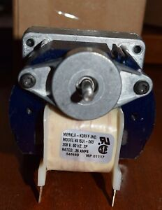Hatco 208v Gear Motor 681160 New free Priority Mail Ship W o Fan