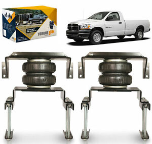 2003 2012 Dodge Ram 2500 3500 2wd 4wd Air Helper Suspension Kit