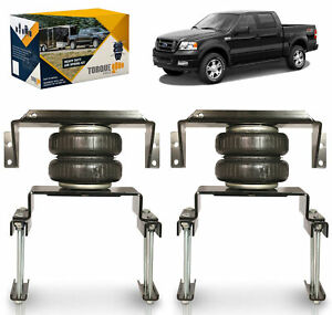 2004 2008 Ford F150 2wd 4wd Air Spring Helper Suspension Kit Tr2350