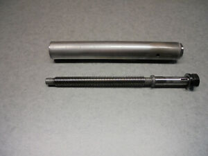Hardinge Hlv h Or Tfb Tail Stock Spindle With Screw And Nuts