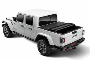 Extang 92895 Trifecta 2 0 Bed Tonneau Cover For 2020 Jeep Gladiator Tri Fold