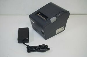 Epson Model Tm t88v Printer Usb Parallel Pos Printer