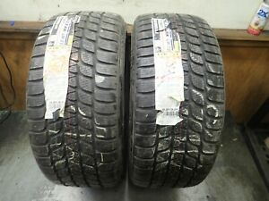 2 New Old Stock 255 40 20 97v Bridgestone Blizzak Lm25 Rft Snow Tires 3412