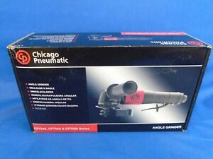 Chicago Pneumatic Cp7545c 4 1 2 Angle Air Grinder