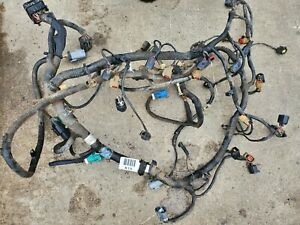 1998 1999 2000 2001 2002 Lincoln Town Car Ecm Engine Wire Harness