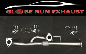 Fits 2006 2008 Honda Ridgeline 3 5l Flex Y Pipe Direct Fit