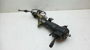 84 88 Original Black Fiero Automatic Tilt Steering Column