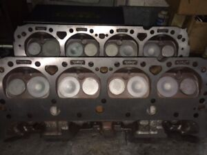 Gm 350 5 7 Chevy V 8 Cylinder Heads Remanufactured