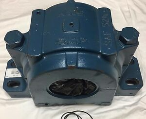 Skf Saf 524 Split Pillow Block Bearing Housing New