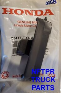 New 2013 2018 Genuine Acura Rdx Console Latch Armrest Lid Free Instructions