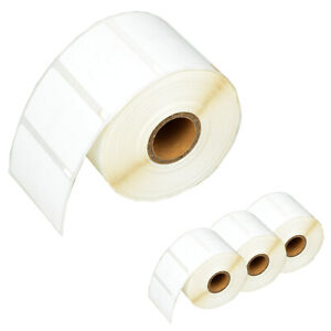 4roll Synthetic Jewelry Price Labels 3 8 X 3 4 For Dymo 30299 Lw Acii 200 El60