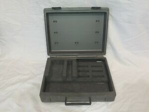 Drb I Ii Monitor 4000 Cartridge Carrying Case Ch5500 Flash Programming Kit Chrys