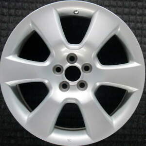 Toyota Matrix All Silver 17 Inch Oem Wheel 2003 To 2008