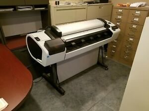 Hp Designjet T2300 Emfp negligible Use