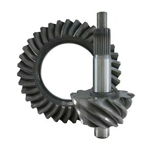 Yukon Gear High Performance Gear Set For Ford 9in In A 4 11 Ratio