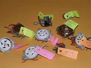 Tv 7 u Military Tube Tester Parts For Sale