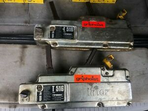 Tirfor Wire Rope Hoist Griphoist T516 Cable Wire Come Along Rigging 4 000 Lb